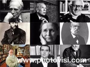 Collage autores aforismos