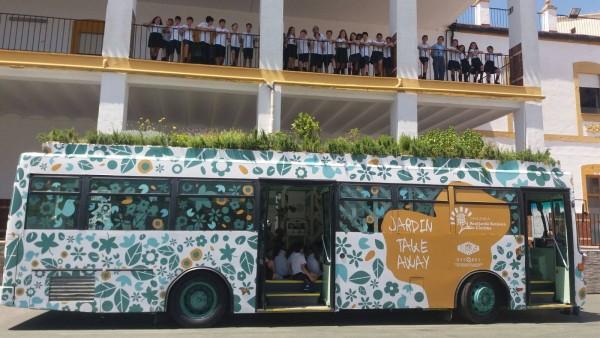 Jardin Take Away del Real Jadín Botánico de Córdoba