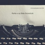 Carta a un Data Scientist