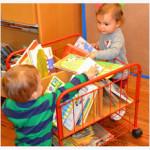 Libros desde la cuna. 4 motivos para usar las bebetecas