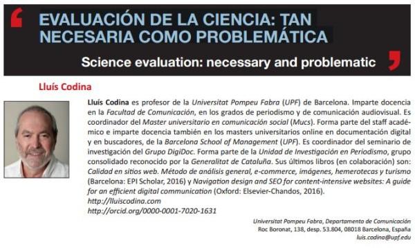 [#EPItecarios] Evaluación de la ciencia: tan necesaria como problemática