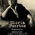 Centenario nacimiento Gloria Fuertes