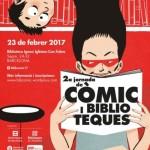 Comic i Biblioteques