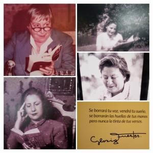 Exposición Retrospectiva. Gloria Fuertes. Centenario. Exposición en el centro cultural Fernán Gómez (Madrid)