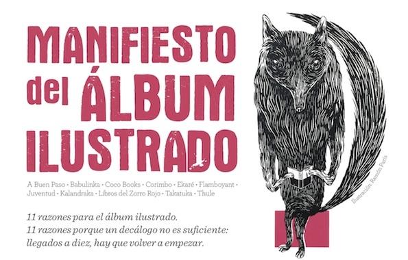 Manifiesto Del Album Ilustrado Biblogtecarios
