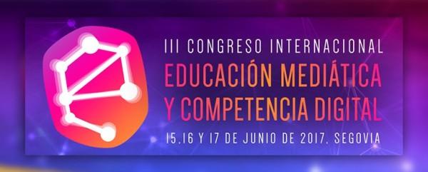 III Congreso de Educación Mediática y Competencia Digital