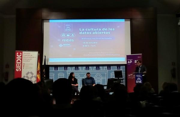 La cultura de datos abiertos: La reutilización de la información en el sector cultural