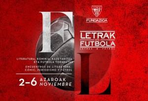 VIII edición de Letras y fútbol