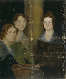 Las escritoras hermanas Brontë