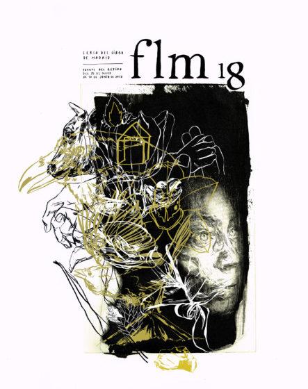 Cartel de 77º Feria del Libro de Madrid