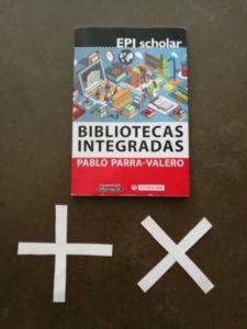 Cubierta libro Bibliotecas integradas