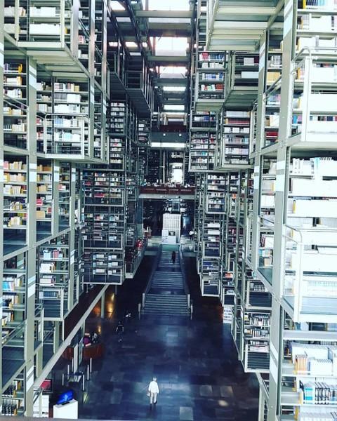 Biblioteca Vasconcelos - Ciudad de México