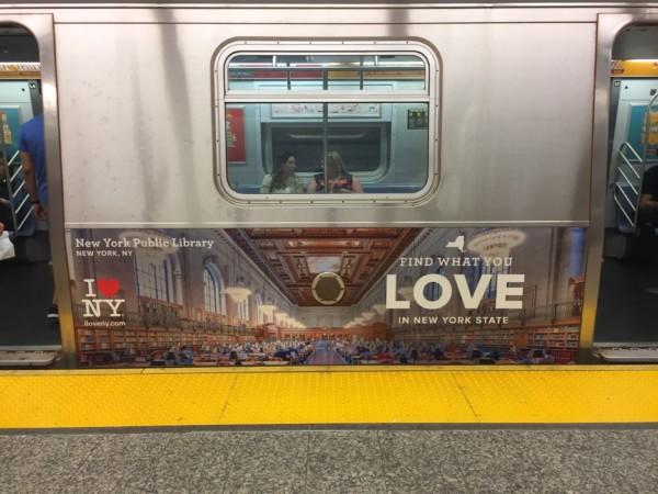 Paseando por las bibliotecas de Nueva York en 6 posts