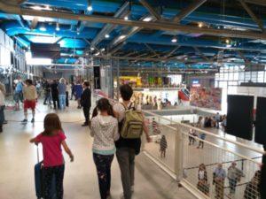Centro Pompidou interior