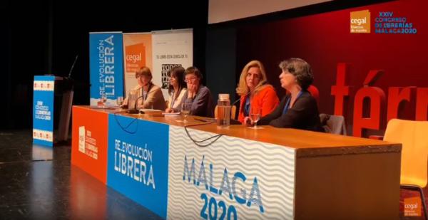 Congreso de Librerías - Málaga 2020