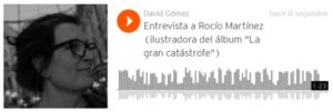 Entrevista a Rocío Martínez