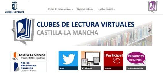 Clubes de Lectura Virtuales (Castilla-La Mancha)